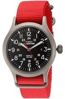 Timex Expedition Scout Nylon Slip-Thru Strap