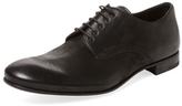 Prada Capra Antic Derby Shoe