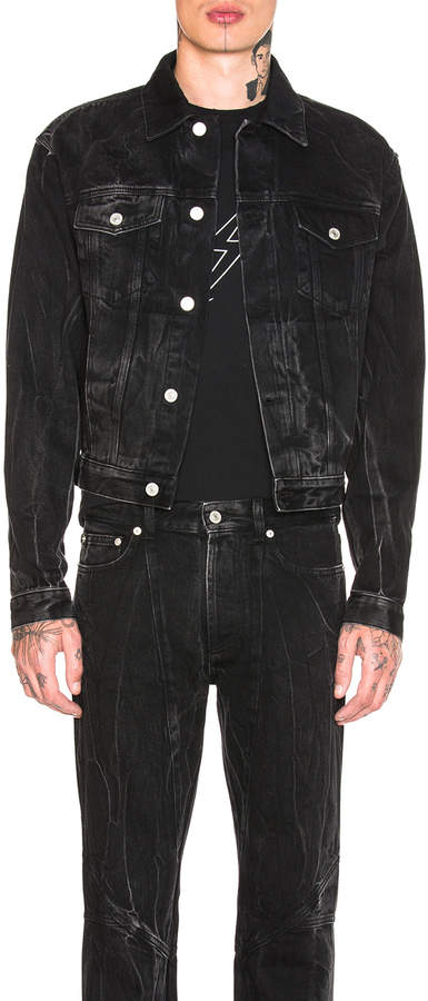 Givenchy Vintage Denim Jacket