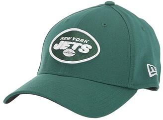 New Era NFL Team Classic 39THIRTY Flex Fit Cap - New York Jets (Green) Baseball Caps