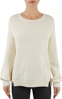 Gerard Darel Luby Texture-Knit Sweater