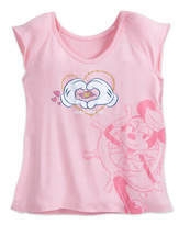 Disney Minnie Mouse Sleeveless T-Shirt Cruise Line - Girls