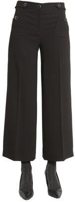 Boutique Moschino Cropped Oversized Pants