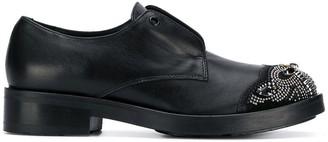 Tosca Embellished Loafers