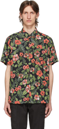 HUGO BOSS Multicolor Floral Ekilio Shirt