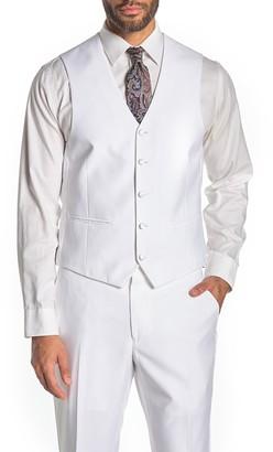 Savile Row Co Slim Fit Vest