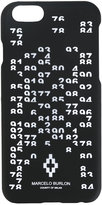 Marcelo Burlon County of Milan number print iPhone 6/6s case - men - Plastic - One Size