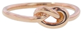 Finn Love Knot Ring - Rose Gold