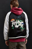 Urban Outfitters Embroidered Skull Souvenir Jacket