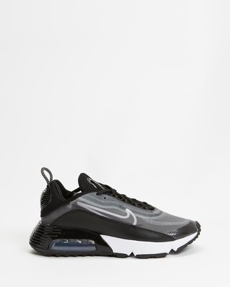 Nike Women's Black Low-Tops - Air Max 2090 - Women's - Size 6 at The Iconic