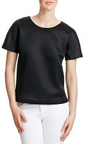 424 Fifth Structured Bonded Mesh Tee