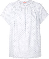 Henrik Vibskov woven Flirt blouse - women - Cotton - XS