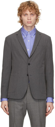 HUGO BOSS Gery Packable Naden Blazer