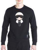 Fendi Karlito Crewneck Sweatshirt