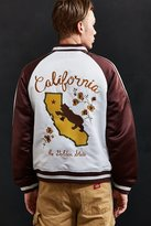 Urban Outfitters Embroidered California Souvenir Jacket