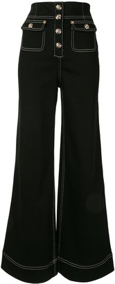 Alice McCall Rock With You wide leg jeans