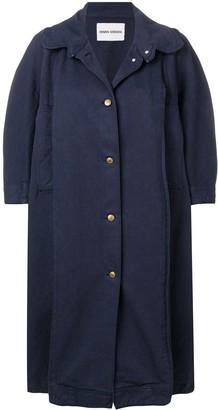 Henrik Vibskov oversized denim jacket