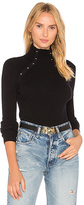 525 America Mock Neck Sweater