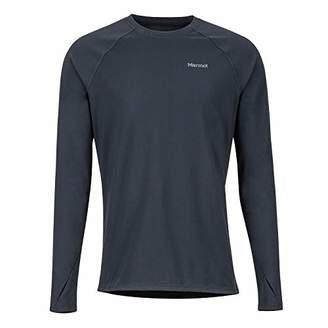 Marmot Kestrel Ls Crew Men's Lightweight Vest, Men, 10910-001-5-L,L