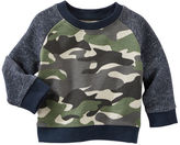 Osh Kosh French Terry Pullover