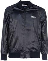 Stussy 'california' Print Bomber Jacket