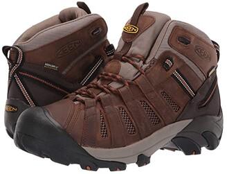 Keen Cody Soft Toe Waterproof (Cascade Brown/Caramel) Men's Work Boots