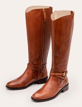 Pembroke Knee High Boots