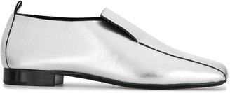 Pierre Hardy Flash square toe loafers