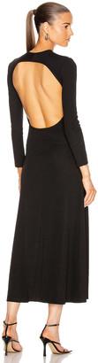 CHRISTOPHER ESBER Hollow Dress in Black | FWRD