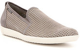 Mephisto Men s Ulrich Perforated Nubuck Slip Ons