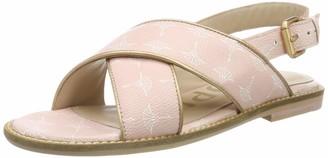 JOOP! Women's Liliana Sandal lfo 4 Ankle Strap