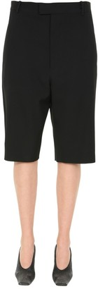 Bottega Veneta Tailored Bermuda Shorts