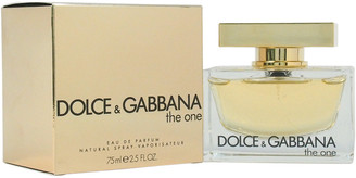 Dolce & Gabbana Women's The One 2.5Oz Eau De Parfum Spray