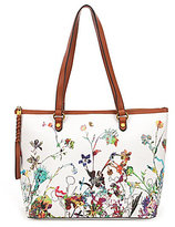 Elliott Lucca Ana Floral Small Tote