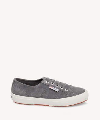 Superga Women's 2750 Suecotw Suede Sneakers Dark Grey Size 6 From Sole Society