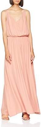 Only Women's Onlaura Sl Maxi Dress WVN Party Dress,10 (Manufacturer Size: )