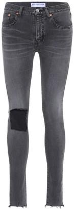 Balenciaga Ripped skinny jeans