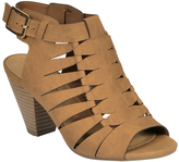 City Classified Tan Lineup Sandal