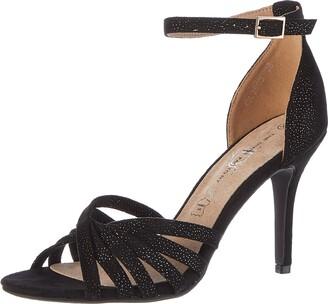 The Divine Factory Women's Abelina Open Toe Sandals