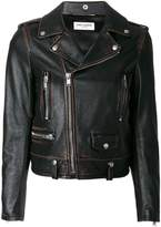 Saint Laurent Classic Bouche motorcycle jacket