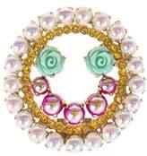 Bijoux de Famille Women's Smiley Blossom Brooch