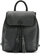 Tory Burch Taylor backpack - women - Leather - One Size