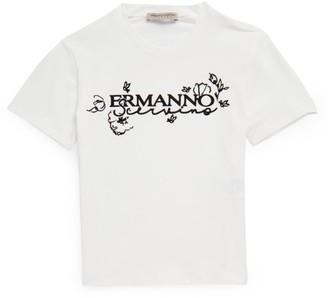 Ermanno Scervino Logo T-Shirt (6-16 Years)