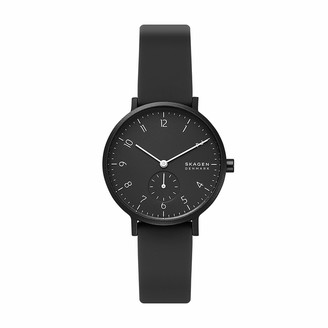 Skagen Men's Aaren Kulor Quartz Silicone Watch