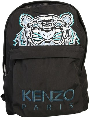 Kenzo Embroidered Backpack