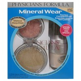 Physicians Formula Mineral Wear Flawless Complexion Kit in Light 3 pack