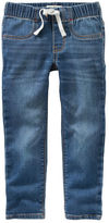 Osh Kosh Pull-On Knit-like Denim