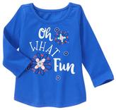 Capri Island 'Oh What Fun' Tee - Infant & Toddler