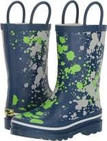 Western Chief Boys' Paintball Reflective Rain Boot-K