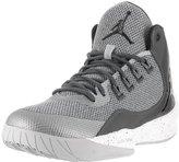Jordan Nike Men's Eclipse Black/Gym Red/Pure Platinum Running Shoe 10.5 Men US